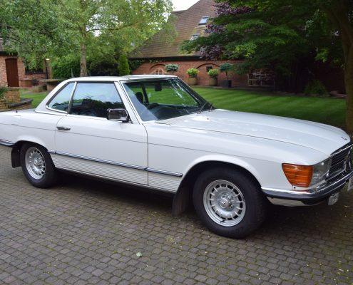 DT Vintage Mercedes