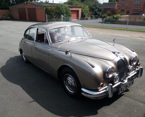 DT Vintage Jaguar MK2 for sale