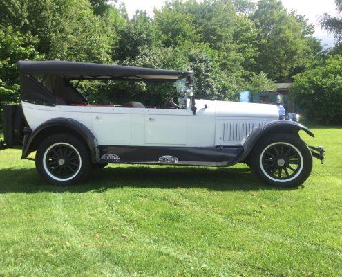 DT Vintage Hudson Super sixDT Vintage Hudson Super six