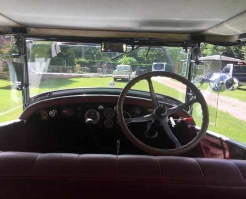 DT Vintage Hudson Super six
