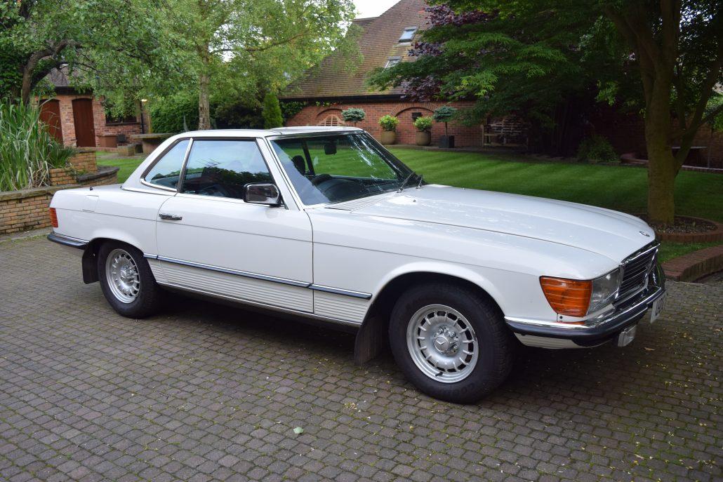 Mercedes 450 SL DT Vintage
